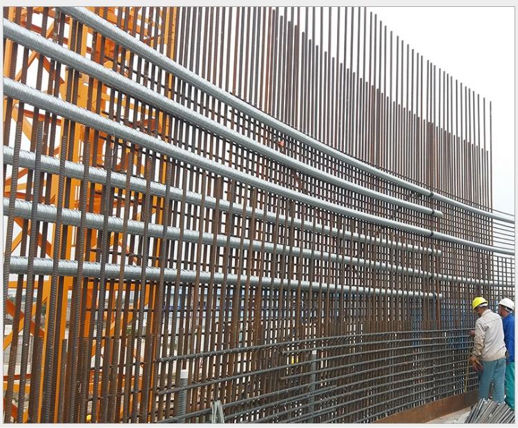 重庆桥梁用金属波纹管安装